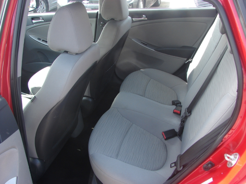 Hyundai Accent 2017 price $10,800
