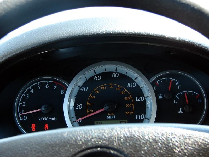Suzuki Reno 2006 price $2,999