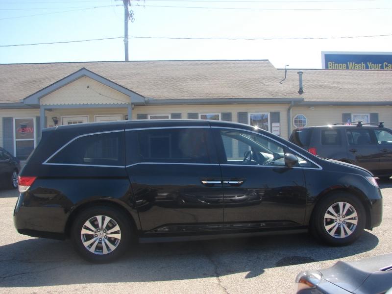 Honda Odyssey 2016 price $19,400
