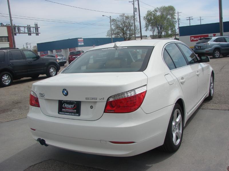 BMW 5-Series 2008 price $9,800