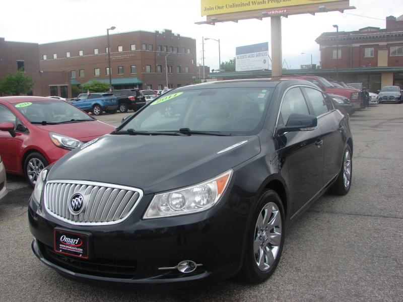Buick LaCrosse 2011 price $10,200