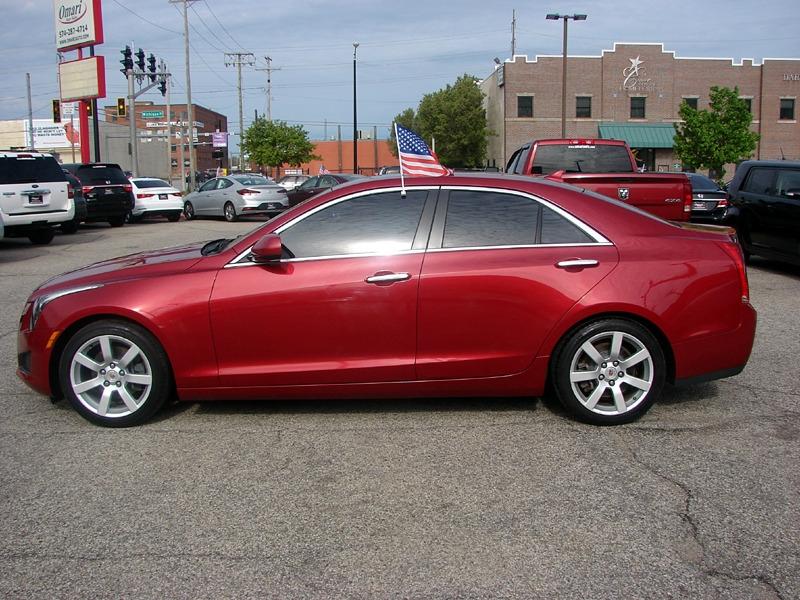 Cadillac ATS 2013 price $17,800