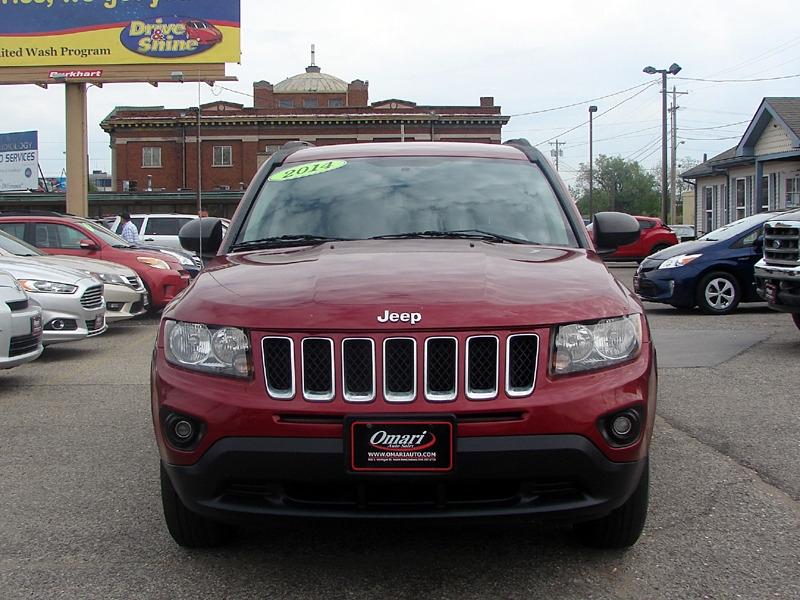 Jeep Compass 2014 price $10,800