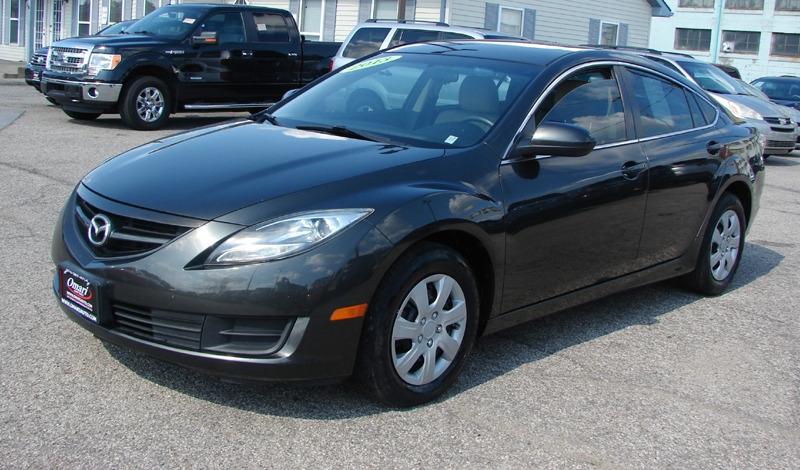 Mazda Mazda6 2013 price $8,200