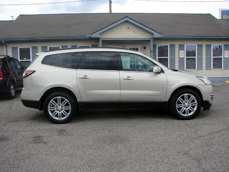 Chevrolet Traverse 2014 price $15,400