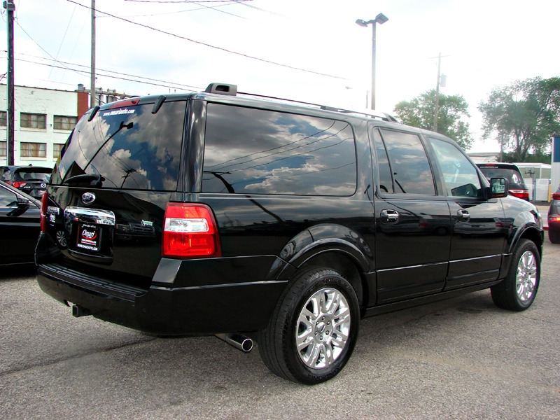 Ford Expedition EL 2014 price $0