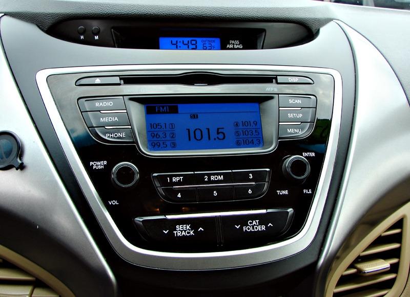 Hyundai Elantra 2013 price $10,400