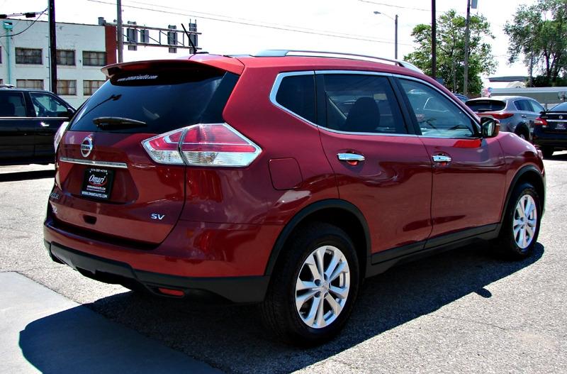 Nissan Rogue 2016 price $18,800