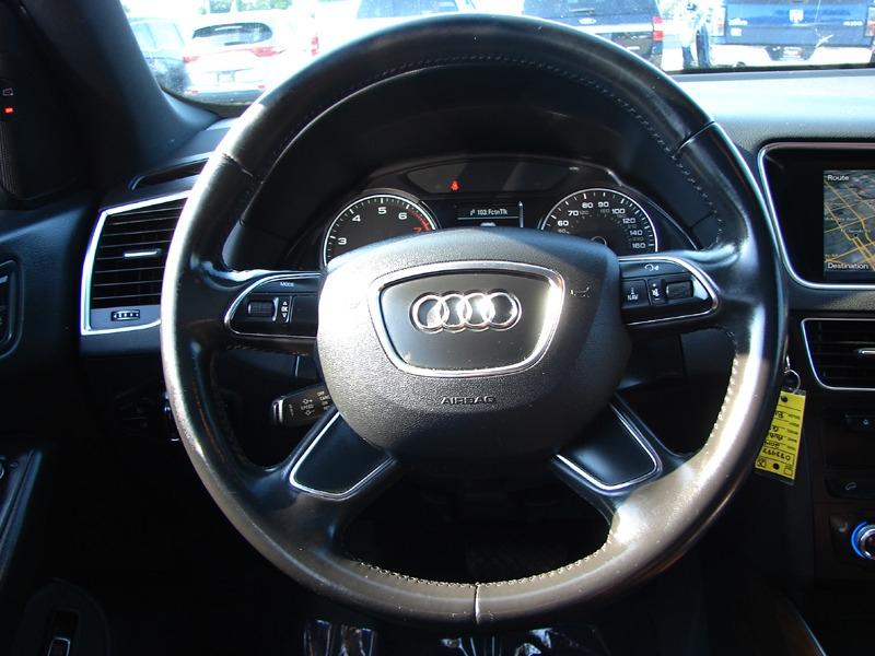 Audi Q5 2014 price $16,800
