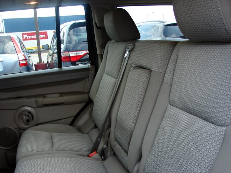Jeep Commander 2006 price