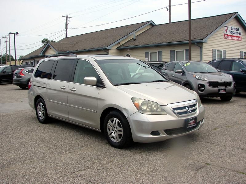 Honda Odyssey 2005 price $7,400