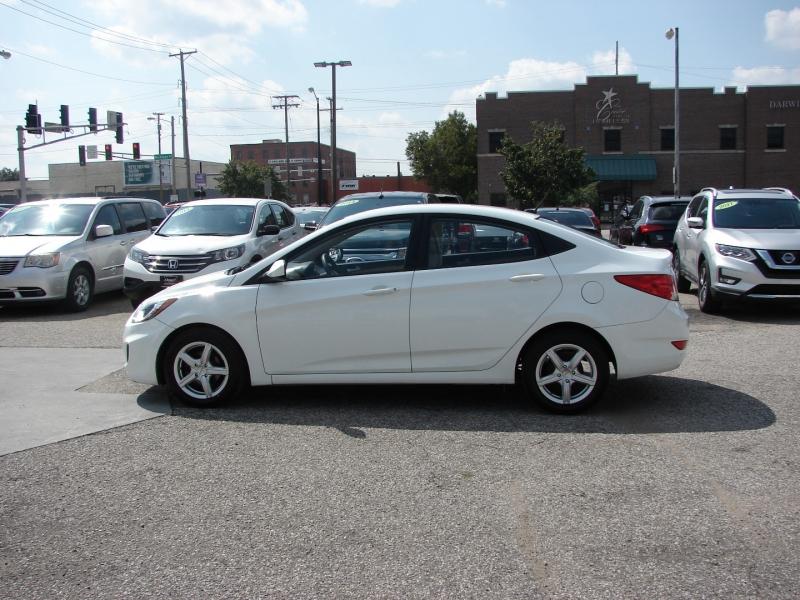 Hyundai Accent 2014 price $7,800