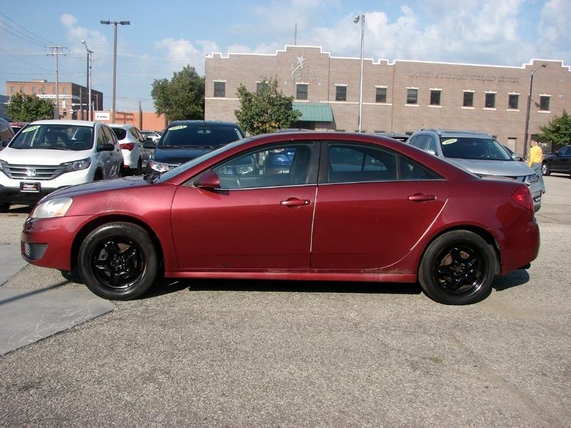 Pontiac G6 2010 price $4,800