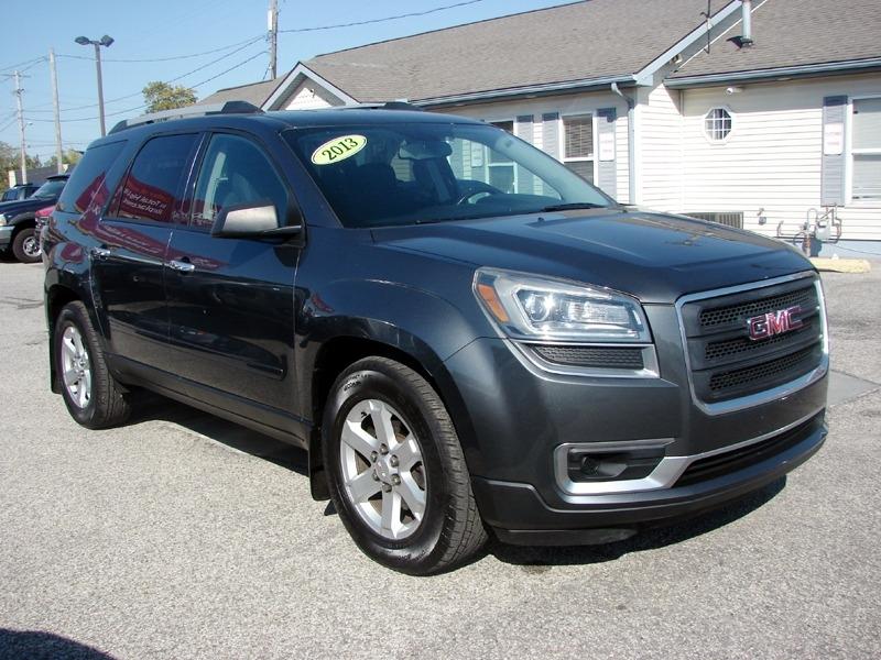 GMC Acadia 2013 price $16,800