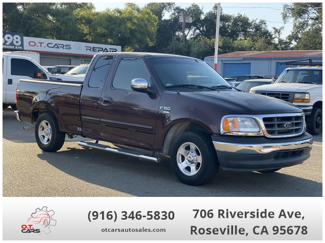 Ford F150 Super Cab 2001 price $4,800