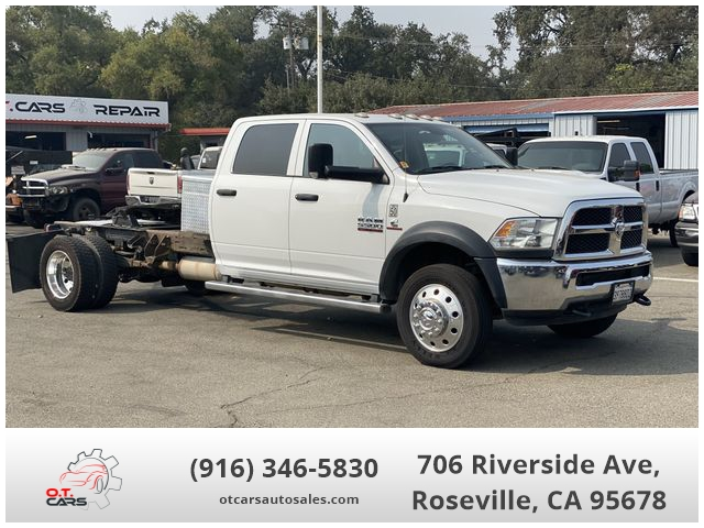 DODGE COMMERCIAL 5500 2016 price $39,995