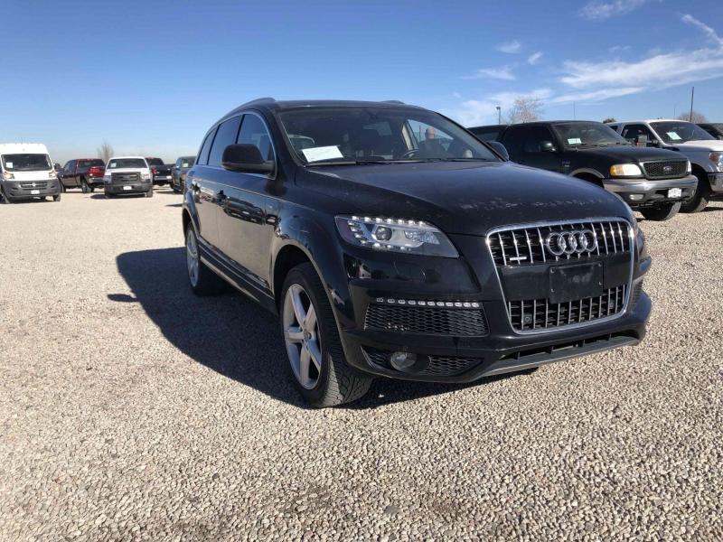 Audi Q7 2010 price $16,900