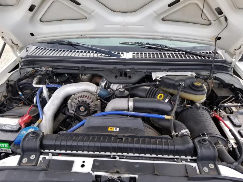 Ford F-250 Super Duty 2007 price $9,500