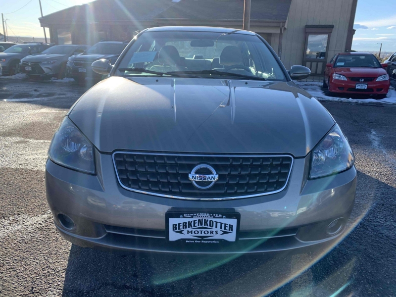Nissan Altima 2006 price $6,900