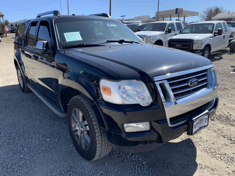 Ford Explorer Sport Trac 2009 price $8,900