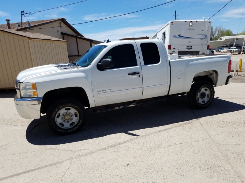 Chevrolet Silverado 2500HD 2013 price $16,995