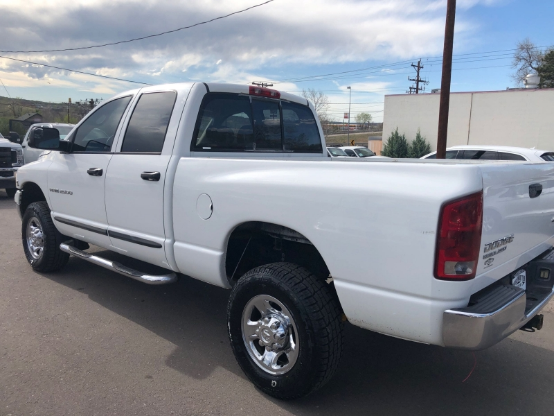 Dodge Ram Pickup 2500 2004 price $10,995