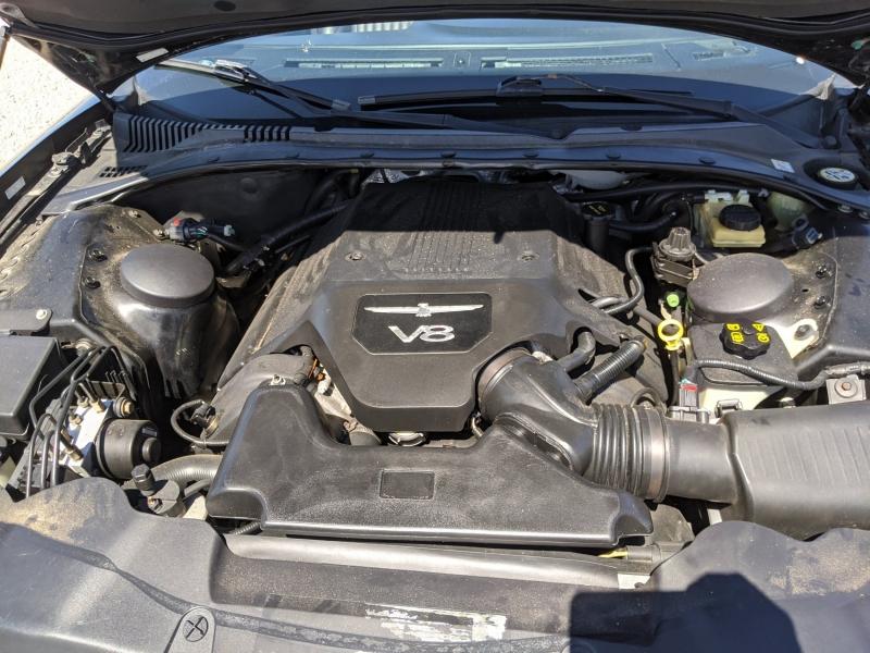 Ford Thunderbird 2005 price $12,400