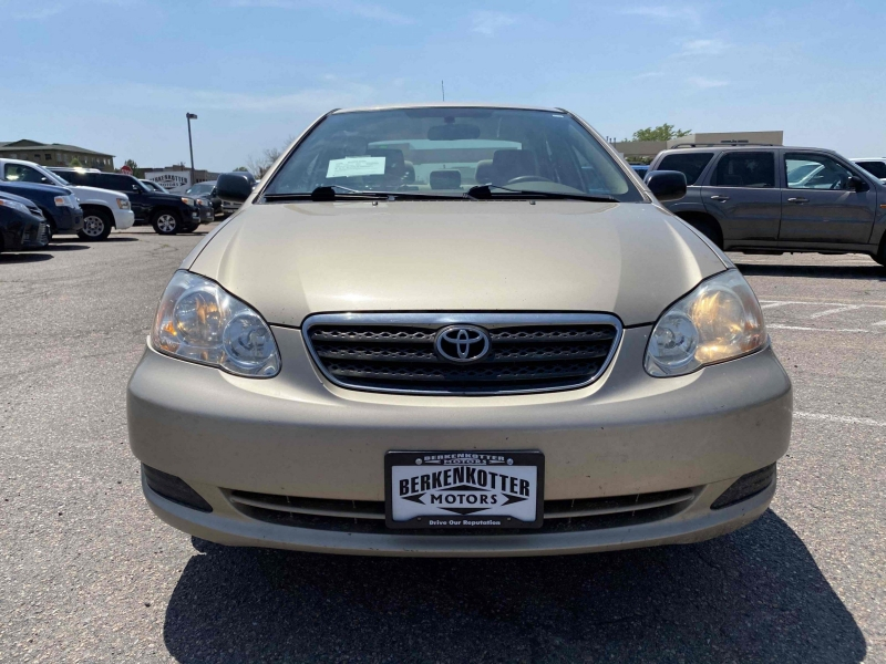 Toyota Corolla 2005 price $6,900