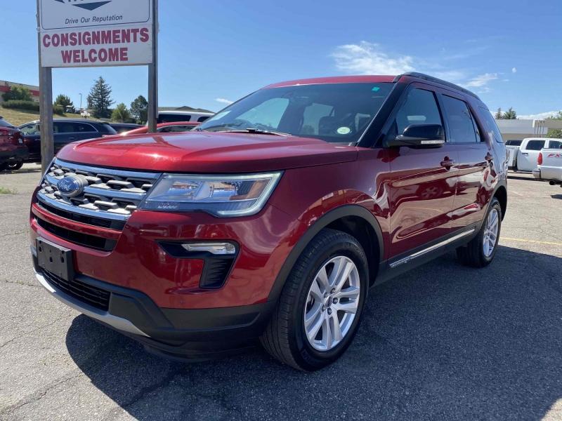 Ford Explorer 2018 price $27,900