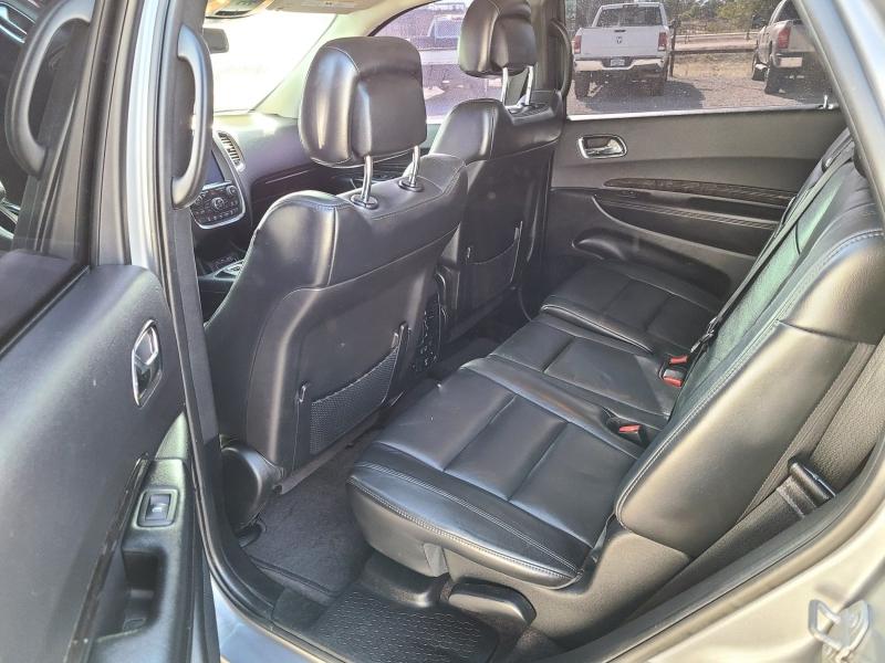 Dodge Durango 2016 price $20,400