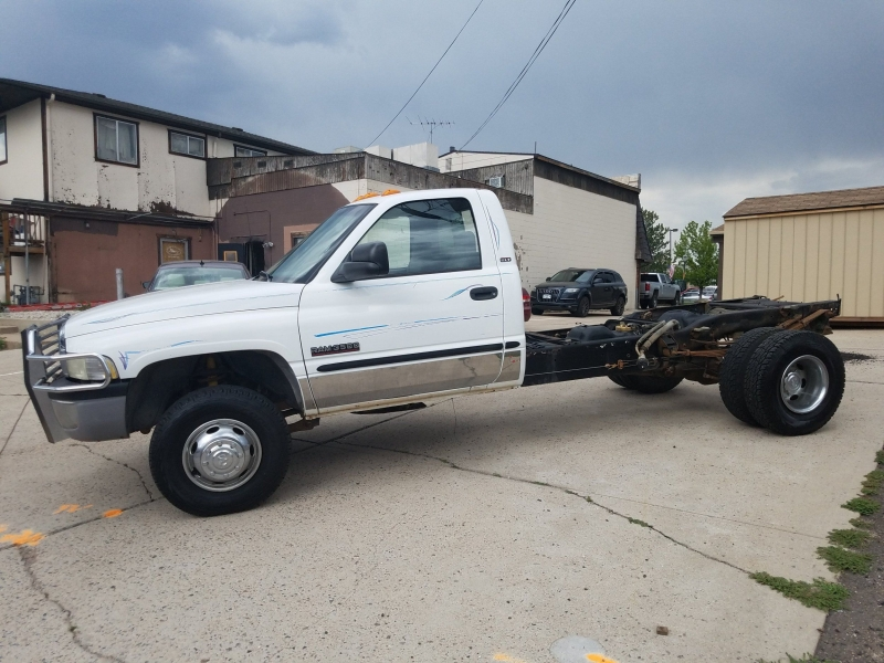Dodge Ram Chassis 3500 2001 price $15,900