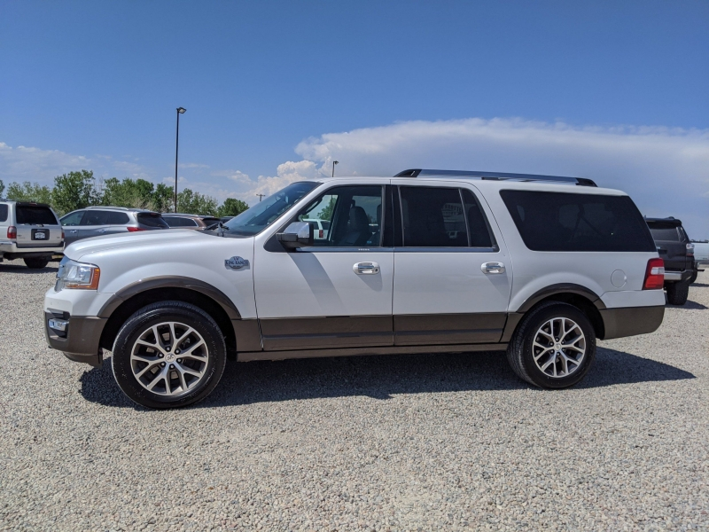 Ford Expedition EL 2017 price $31,400