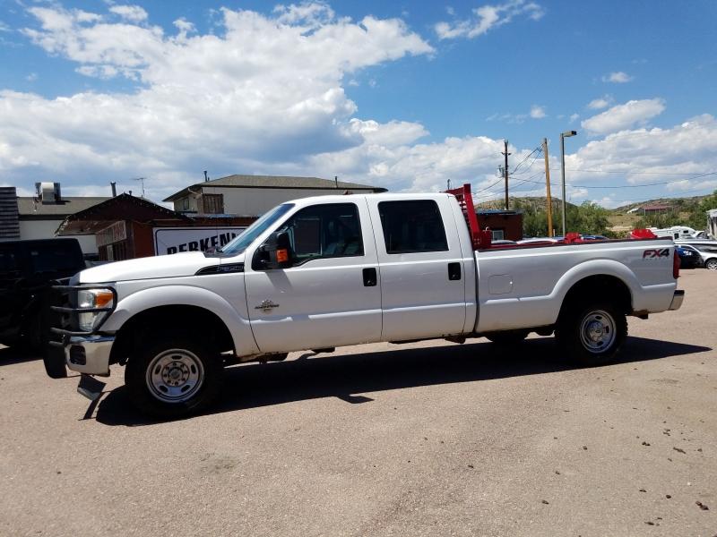 Ford F-350 Super Duty 2012 price $17,900