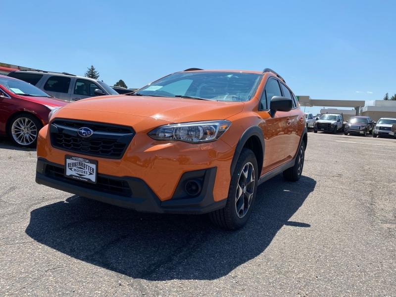 Subaru Crosstrek 2018 price $25,500