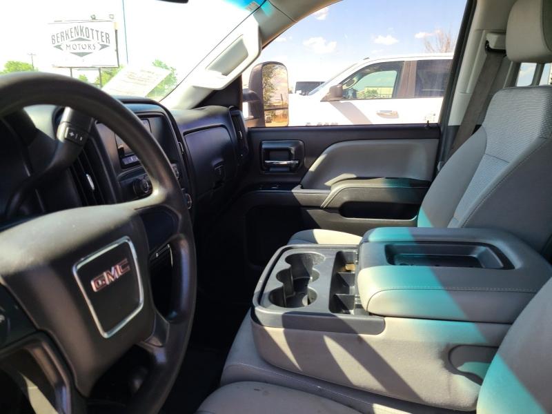 GMC Sierra 2500HD 2015 price $16,995