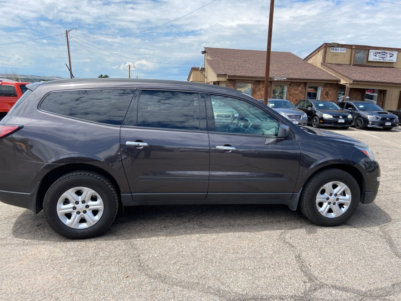 Chevrolet Traverse 2013 price $10,900