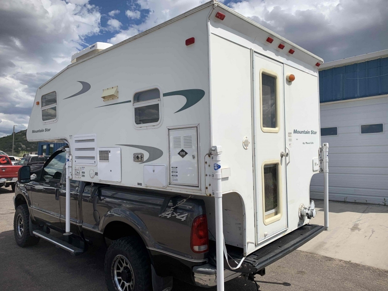 Travel Lite 800 Slide in Camper 2004 price $3,995