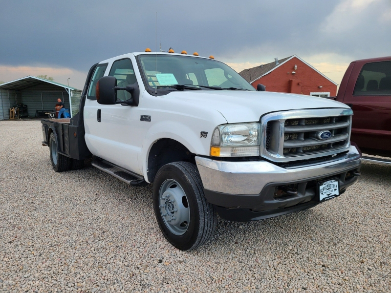 Ford F-450 Super Duty 2004 price $11,495