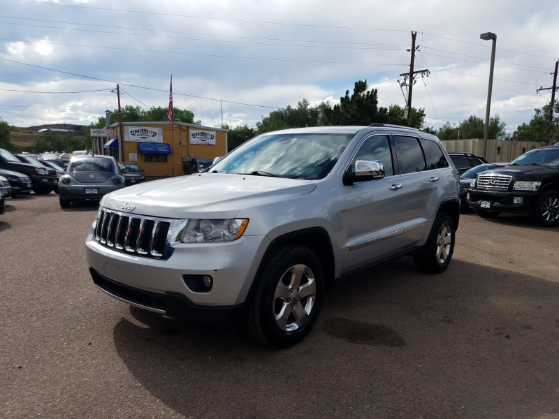 Jeep Grand Cherokee 2011 price $14,900