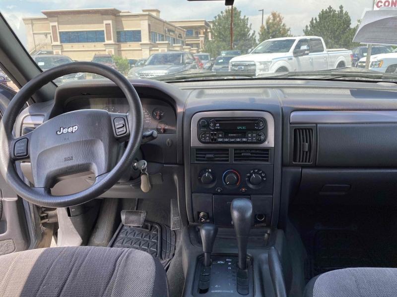 Jeep Grand Cherokee 2001 price $5,900