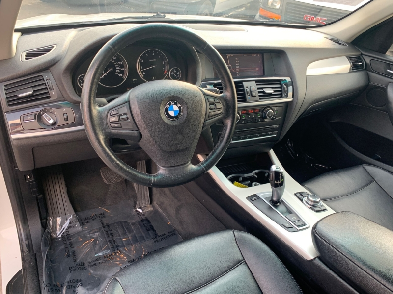 BMW X3 2012 price $9,900