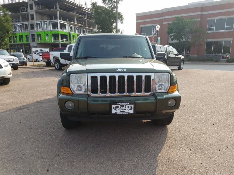 Jeep Commander 2007 price $9,500