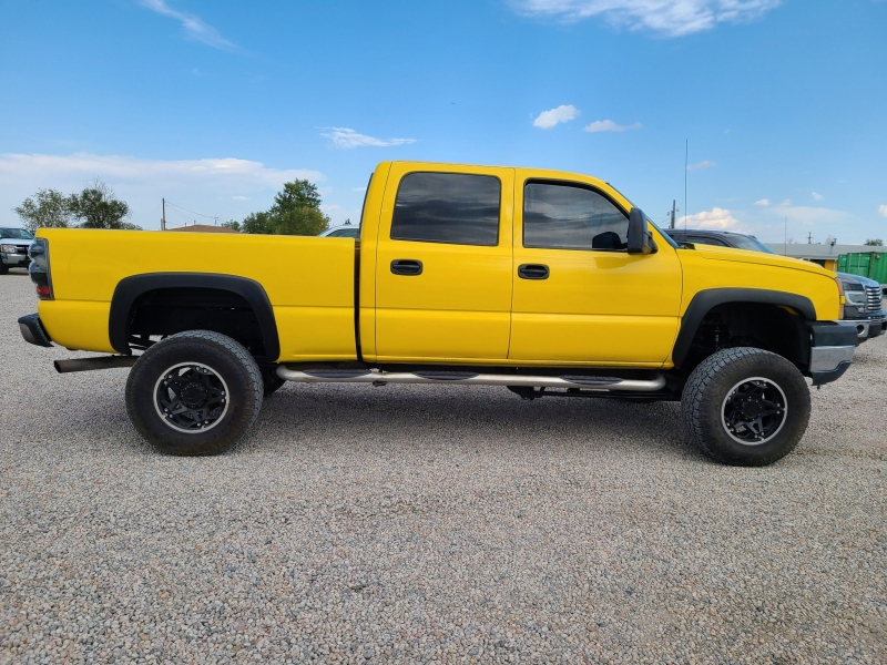 Chevrolet Silverado 2500HD 2005 price $15,995