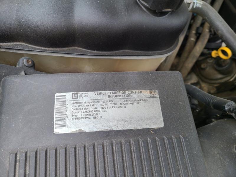 GMC Sierra 2500HD 2014 price $19,400