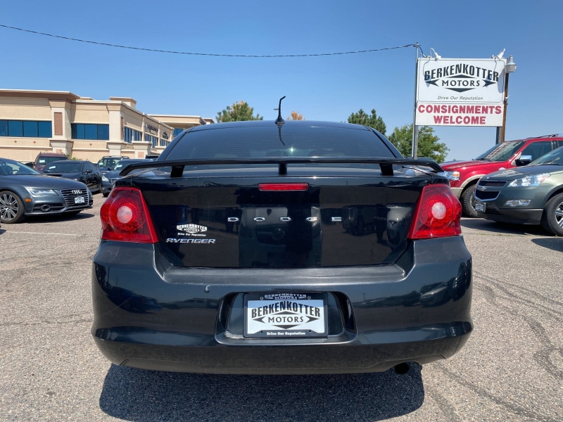 Dodge Avenger 2012 price $6,995