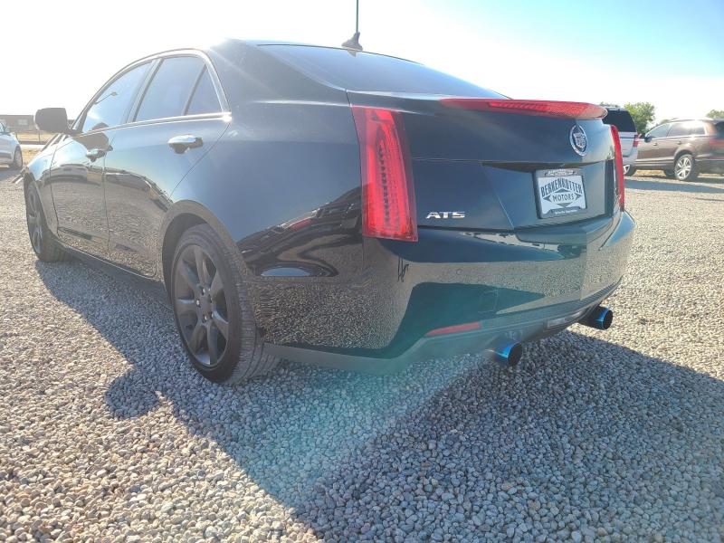 Cadillac ATS 2014 price $15,400