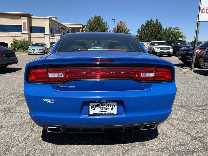 Dodge Charger 2011 price $10,500