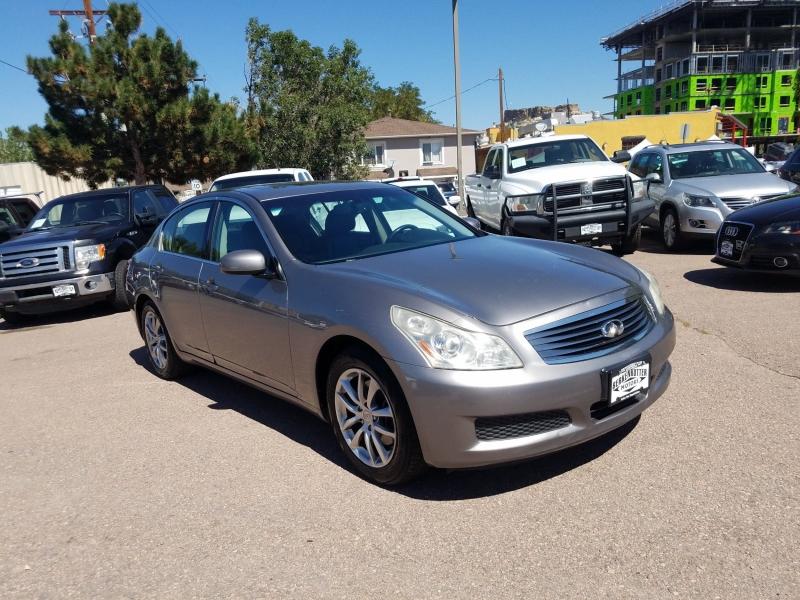 INFI G35 2008 price $9,900