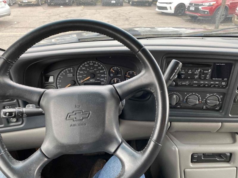 Chevrolet Tahoe 2002 price $4,333