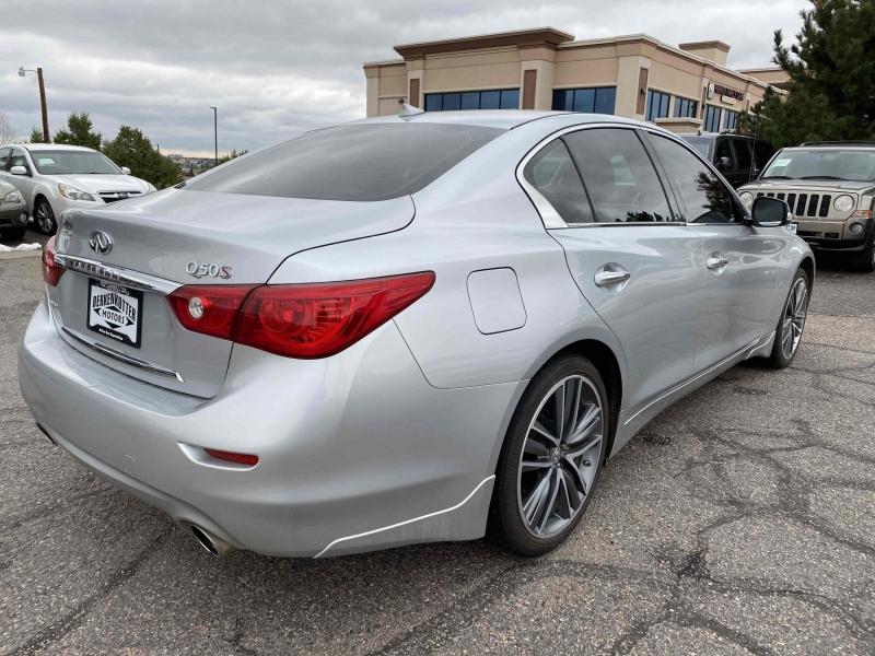 INFINITI Q50 2014 price $18,650